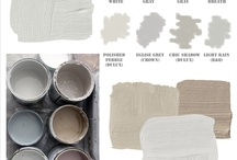 Paint Colours, Paint Color Combinations, Painting Tips / Lots of inspiration and descriptions of paint colors, paint color combinations and painting tips (or as we Canadians spell it 'colours.')