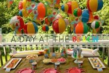 Kid's Birthday Party Ideas / Birthday party ideas for kids of all ages and genders. Great themes for children's birthday parties and do it yourself as well as items for purchase.