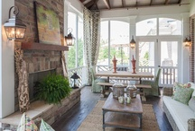 Outdoor Spaces / by Courtney Campbell