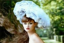 Hats Hats Hats and Hats!  / by Flourishes Vintage