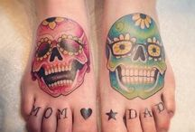 Tattoos and piercings :) / Awesome tattoos = great art / by Renee Smiley