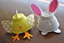 ~*Egg~celent*Easter*~ / bunny hop fun / by Sarah Dugan