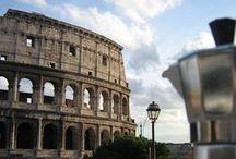 Moka in giro per il mondo / La moka, la caffettiera italiana, fotografata in ogni parte del mondo.