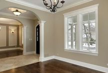 Interior Decorating / Color change!!! Let's just decorate too with some finishing touches.  / by Debra Baumgardner