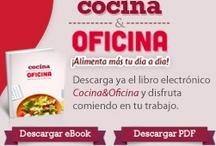 ¨Cocina&Oficina¨ / ¡Alimenta más tu día a día con el aceite de oliva Carbonell 0'4!