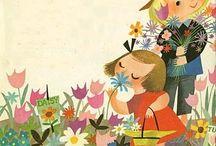illustrations / by Anneka Weinert