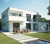 Bauhaus-Architektur / Der Bauhaus-Stil setzt Maßstäbe: modern, schlicht und funktional. Atemberaubende Architektur, nicht nur für Designer.
