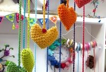 accesorios ganchillo / by Rosa Dasi