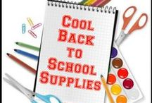 Back to School / Back to School party ideas, gift ideas for teachers, and supply/school room ideas.