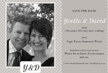WEDDING INFO / FOR OUR INVITED GUESTS ONLY