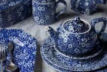 My Love Of Blue & White / by Gerri Koperwas Plansker