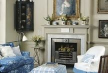 English Cottage Style / Cottage Comfort