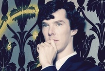 Sherlock / by Charlie Cecil Riley