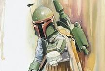 Star Wars / All my Star Wars Geekdom / by Zachary Ledbetter