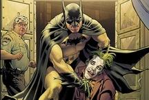 DC / DC Geekdom / by Zachary Ledbetter