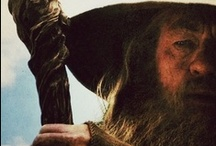 Lord of the Rings & The Hobbit / One ring to rule them all! / by Zachary Ledbetter