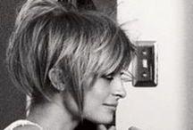 Short hairstyles / Hair