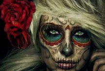 (sugar) skulls.  / skulls of all kinds.  / by Sarah