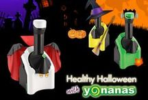 Healthy Halloween / Healthy #Halloween Ideas - Everything you need to have a #healthy, spooktacular fright night!  / by Yonanas