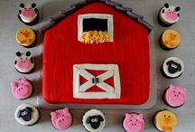 ~*Dawson's*Barnyard*Brunch*~ / My baby doll's 1st birthday party! / by Sarah Dugan