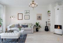 Livingroom / by Anna Wahlström