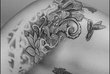 Tattoos / by Helen Rion Rexrode