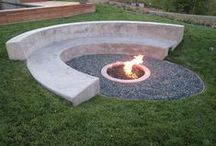 HOUSE - FIRE PIT