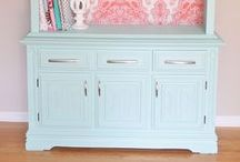 ~*Furniture*Flipping*~ / DIY at it's finest! / by Sarah Dugan