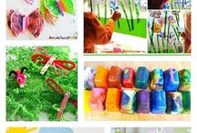 Spring Crafts for Kids / A Board full of ideas for Spring!! Easy crafts for kids to do - butterfly crafts, flower crafts, tissue paper crafts, rainbow crafts, loo roll crafts, paper plate crafts, egg carton crafts, crafts for spring and many more.