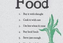 Food / by Jennifer Steward