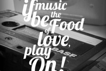 Music & Lyrics  / by Sarah Anne
