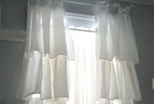 Window Valance treatments and curtains