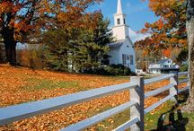 Beautiful Churches / by Tammy Priest Turpin