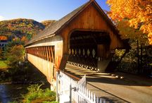 Covered Bridges / by Tammy Priest Turpin
