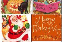 Happy Holidays / by Danielle Elizabeth