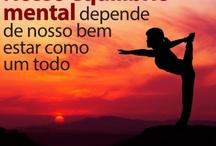 Eu ♥ Saúde & Bem-estar / Várias dicas de exercícios, alimentação saudável e muito mais que o ajudará alcançar a plena saúde mental e física. ♥