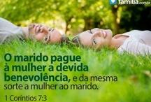 Eu ♥ Meu Casamento / Dicas para manter o casamento bem estruturado. / by Eu ♥ Minha Família (Familia.com.br)