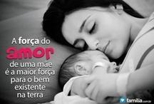 Eu ♥ Ser Mãe / Ser Mãe é um dom divino. Aqui você encontrará frases e tudo mais relacionado a Mamães.