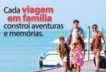 Eu ♥ Férias em Família / Se preparando para viajar? Veja aqui várias dicas de viagem para toda a família. ♥