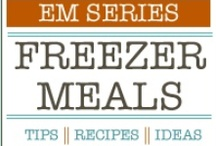 Meals to Freeze