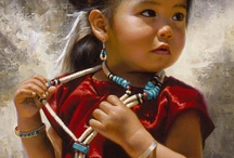 Native American Indians / by Jean Trahan