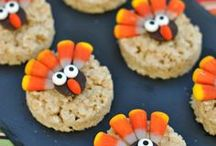 Thanksgiving / All things Thanksgiving! Food ideas, Printables, Kids Activities, and table decor!