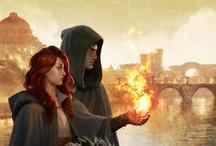 Magic, fantasy, mythology and alike / by Alex Under