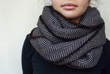 scarves // / by amber lelah.