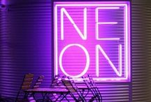 "N E O N"" / Neon--> Atomic Number: 10 // Symbol: Ne // Atomic Weight: 20.1797 // Discovery: Sir William Ramsey, M.W. Travers 1898 (England) // Electron Configuration: [He]2s22p6 // Word Origin: Greek neos: new"