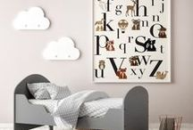 Posters ♥ Oktoberdots / Here you'll find all of the prettiest posters designed by Oktoberdots. Perfect for the kidsroom or any other room!