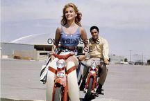 1964 Honda Super Cub 50 or c100 and Honda c50 Solo.
