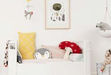 Happy kidsrooms ♥ Oktoberdots / The cutest, most colorful decoration for the kids room, I love special theme kids rooms!