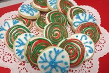 Holiday cookies / Fun and delicious cookies for the holiday season.