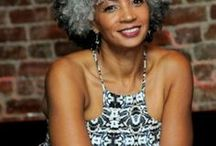 Ageless Beauties / Women who are getting older - graceful and beautifully.